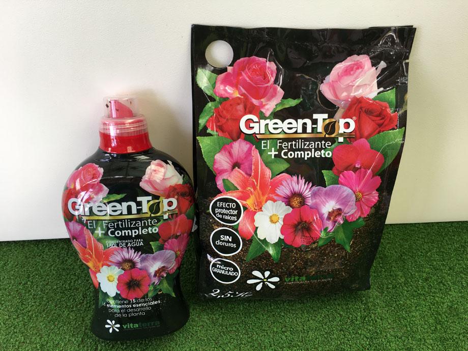 Abono GreenTop