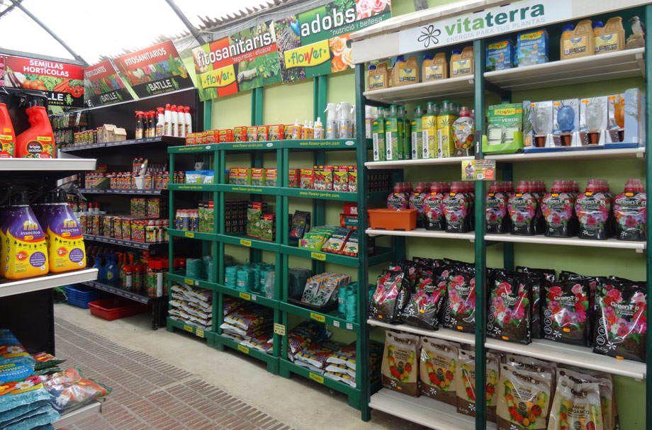 Abonos y fitosanitarios en Albogarden