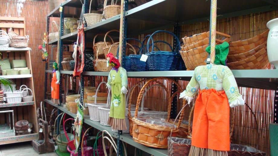 La cestería de Albogarden