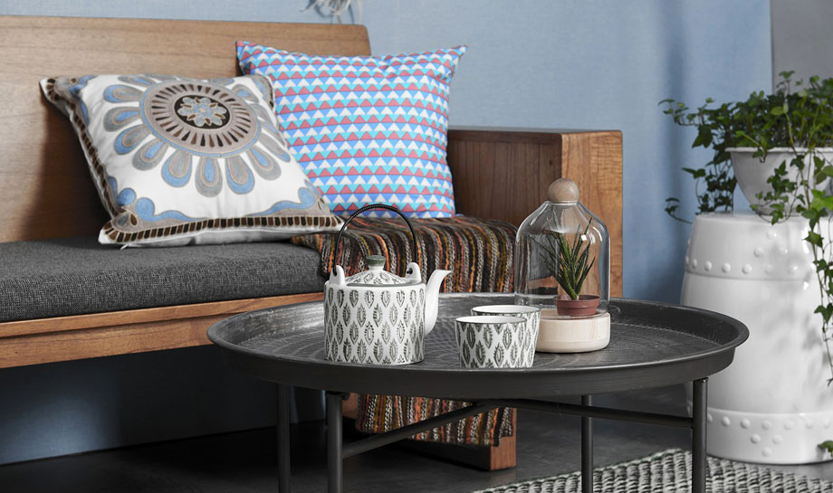 Textiles decoración