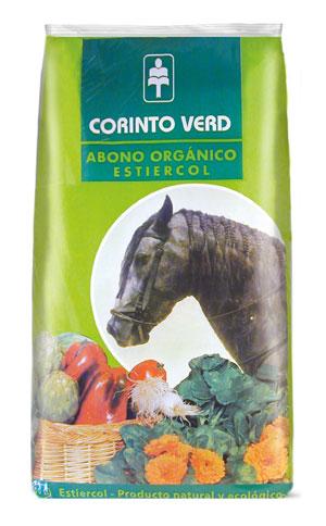 Estiércol de caballo como enmienda orgánica