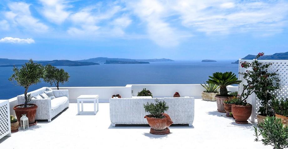 Terraza de Diez, Grecia