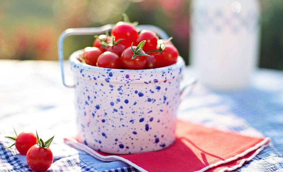 Tomate ornamental